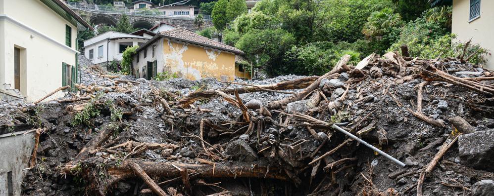 Como: allerta meteo  Codice rosso  per rischio idrogeologico