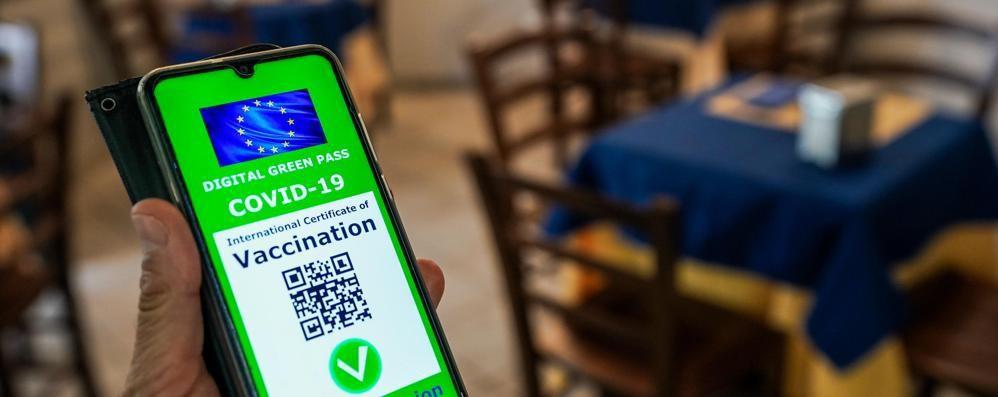 Green pass nei locali  Serve anche la carta d'identità