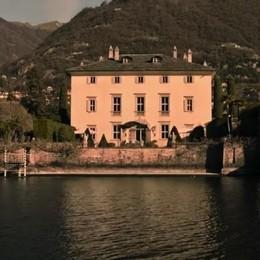 Tremezzina, il trailer di Gucci  Che spot per Villa Balbiano