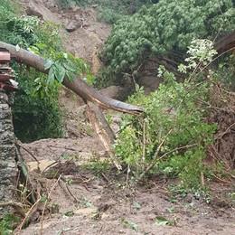Ronago fa la conta dei danni  «Presto la messa in sicurezza»