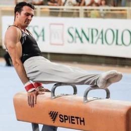 De Vecchis torna in Nazionale «Rischierò di più negli esercizi»