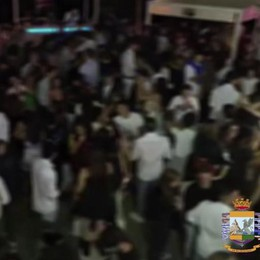 In 650 ballano al Lido di Bellagio  Multa e chiusura del locale   GUARDA IL VIDEO