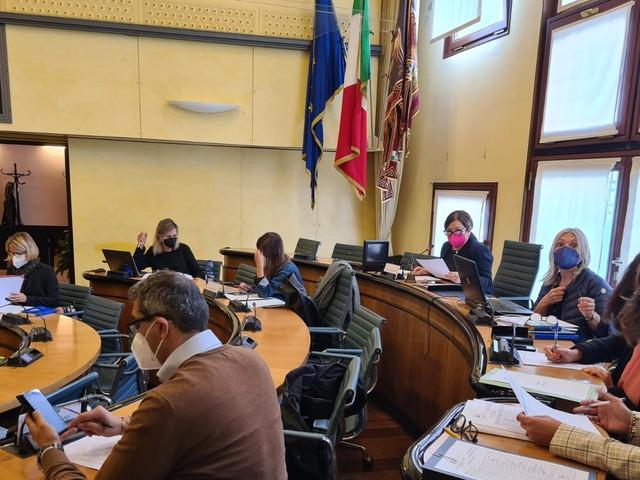 CRV - Sesta commissione – Promozione minoranze linguistiche. Titolo 'Città Veneta Cultura'