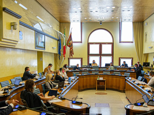CRV-Seconda commissione: Modifica Piano Tutela Acque. Piano vendita alloggi Erp Brugine e Mogliano
