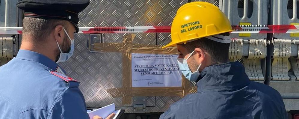 Bellagio, il ristorante sospeso chiuso  «Pericolo per avventori e passanti»