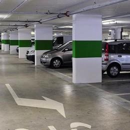 Sant'Anna, parcheggi disabili scomodi  E Villa Olmo risulta quasi inaccessibile