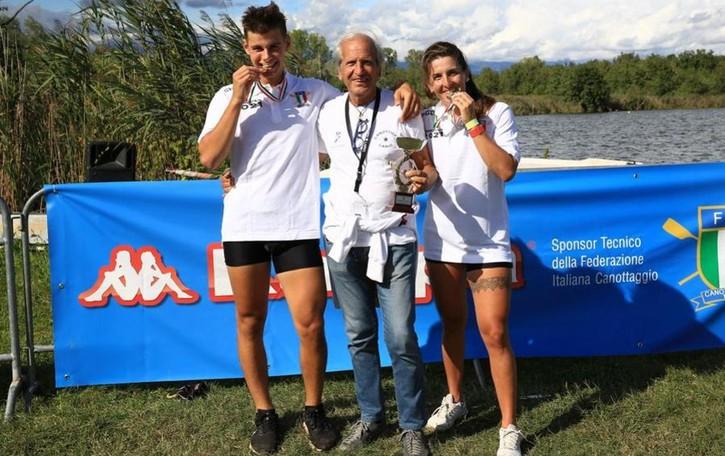 Il campionato italiano di società Settebello comasco a Candia