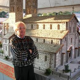Erba, addio ad Angelo Miotto  Papà del calice eucaristico