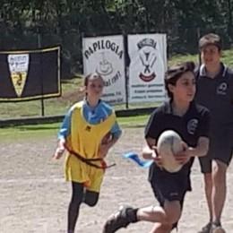 Giornata multisport  con il Rugby Como